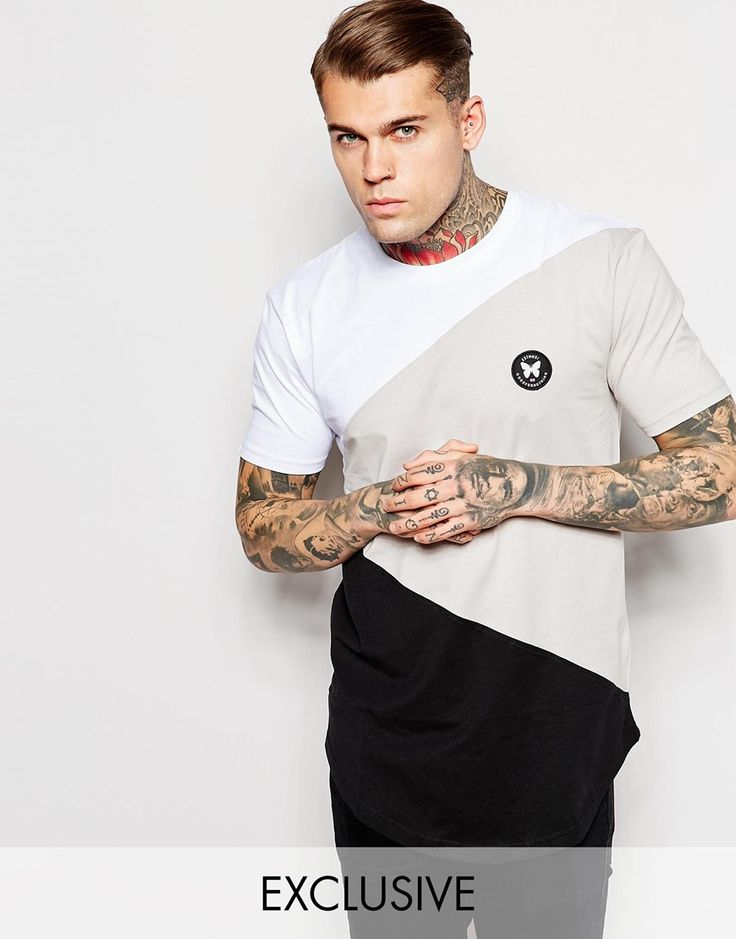 Good For Nothing Long Sleeve T-Shirt Exclusive To ASOS