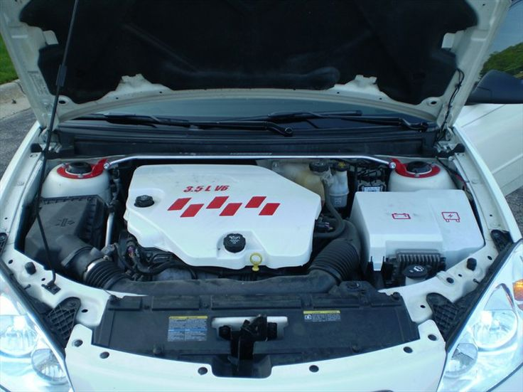 Pontiac G6 Gt Custom Engine Bay Pontac G6 Sedan 3 5l