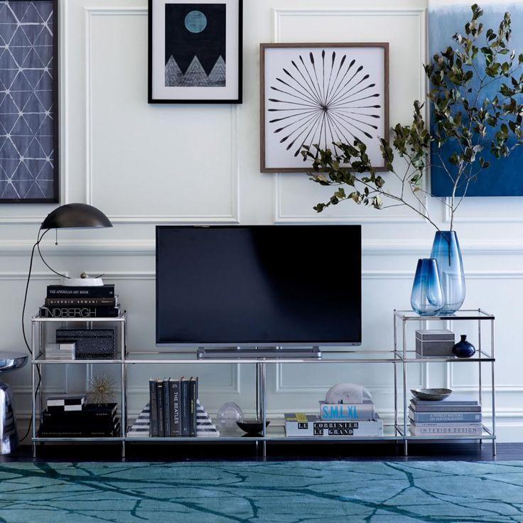 TV + Media Storage