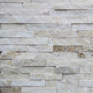 white natural stackstone wall tile house facade ideas pinterest