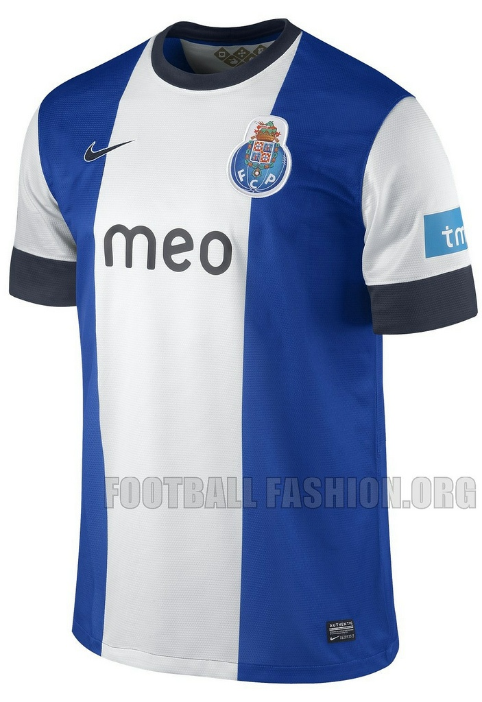 FC Porto Nike 2012/13 Home and Away Kits