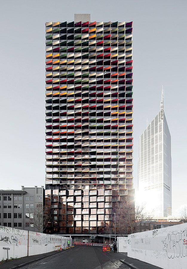 A 39 Beckett Tower Information Informative Photography