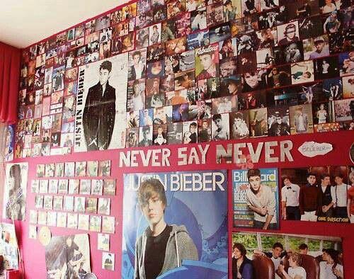 Justin Bieber Room