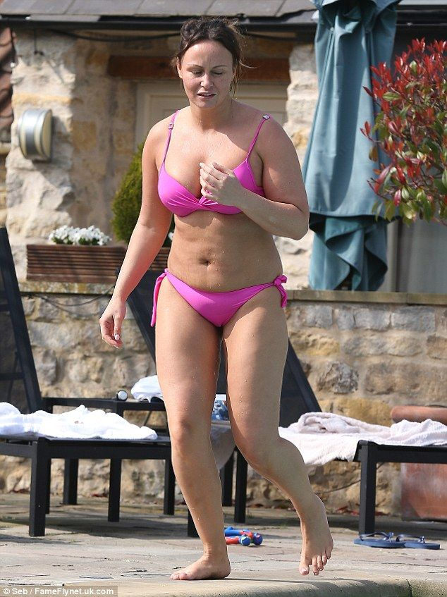 Chanelle Hayes Admits She Has Gained 2 5 Stone After Binge