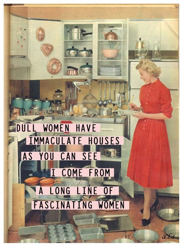retro funny Kitchen                                                                                                                                                      More