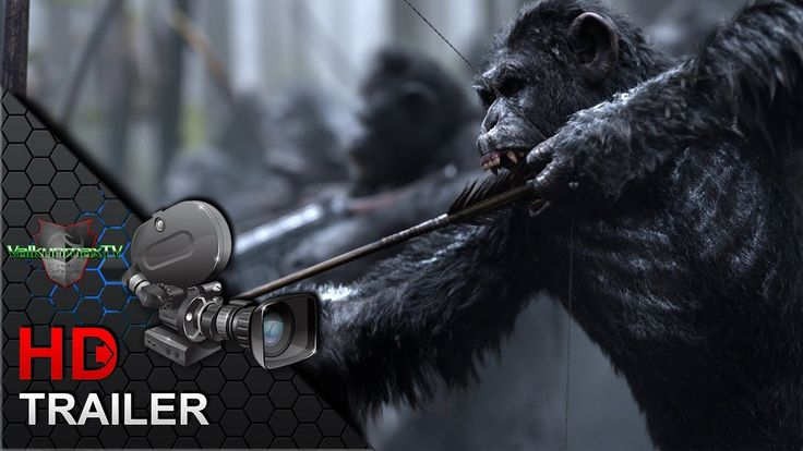 War for the Planet of the Apes (2017) - Trailer 2