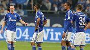 Schalke 04 um Julian Draxler (l.) ist schon seit vier Spielen ohne Sieg