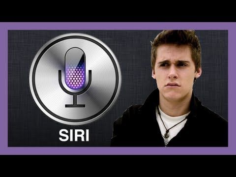 Siri, Talk Dirty To Me. (iPhone Experiment) - YouTube