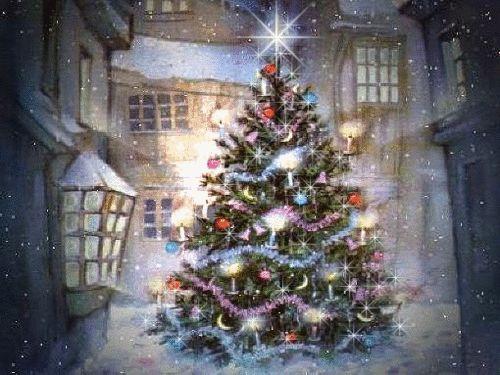 christmas christmas tree