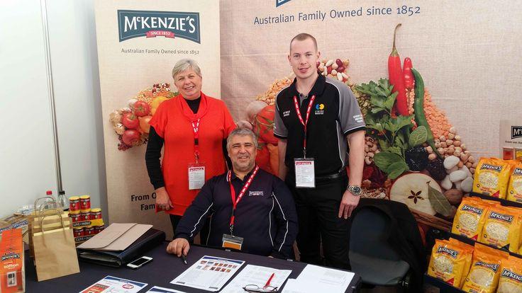 So proud to be working with McKenzie's Foods. -  #McKenzies  #saffron  #Tasmanian #Independent #Retailers