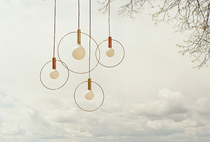 New Lighting from Ladies and Gentlemen : Remodelista. Love these simple light fixtures