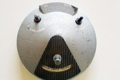Fuzz Face 1971 restored, real deal from Hendrix era...