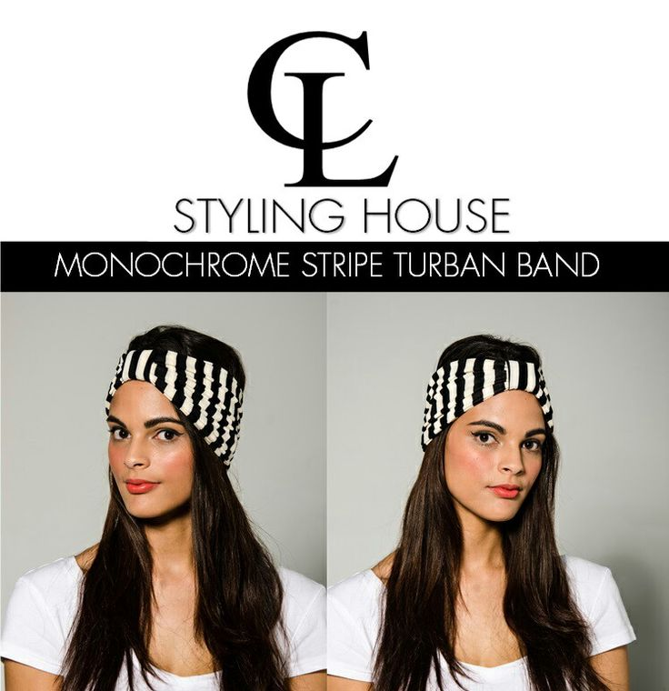 CL New Collection  MONOCHROME STRIPE TURBAN BAND Photography : Roche Permal Photography Assistant : Paul Bransby Model : Rene Uslter Makeup, Styling & Art Direction : Tara - Lee Delport #CL #TURBAN #MONOCHROME #stripes