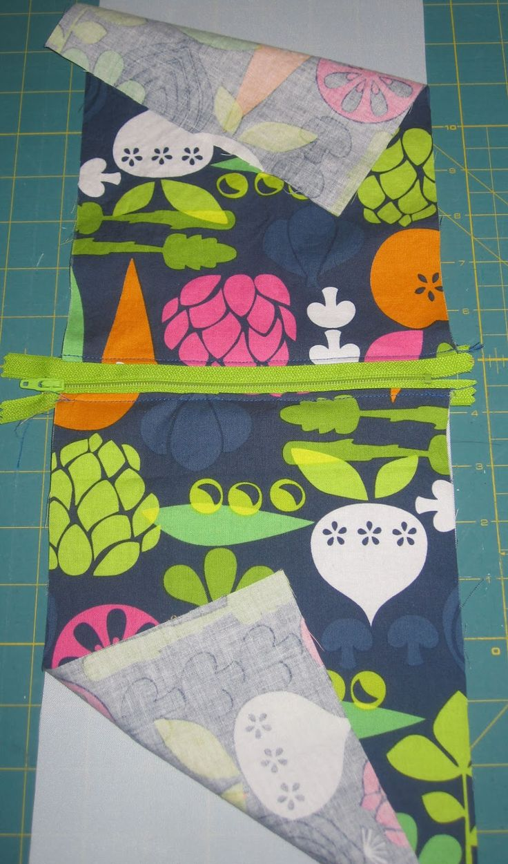 Create Easy Snack Bags with your Zipper Foot | Easy zipper sewing