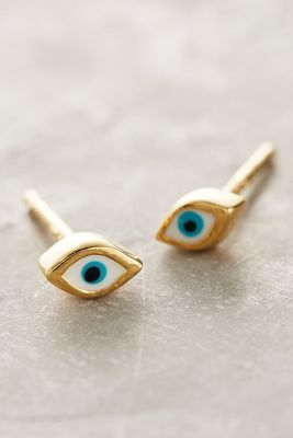 Anthropologie Eyeing Earrings #anthrofave