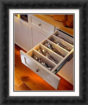 Awesome silverware drawer