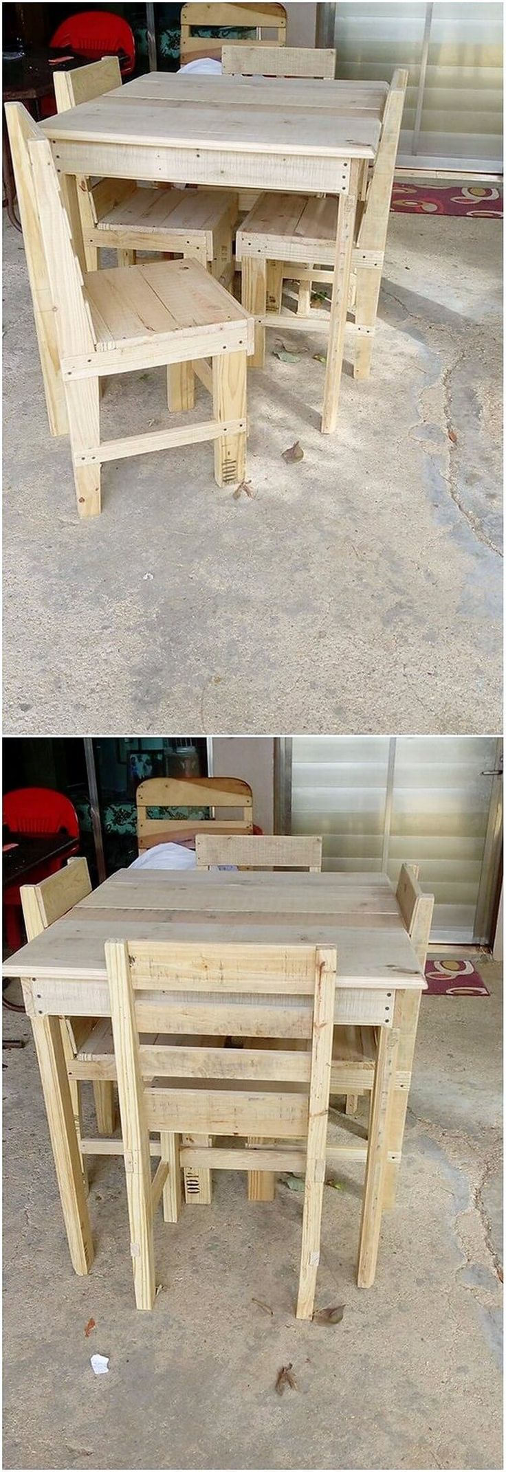 Spectacular Wood Shipping Pallet Ideas That You'll Love to Make