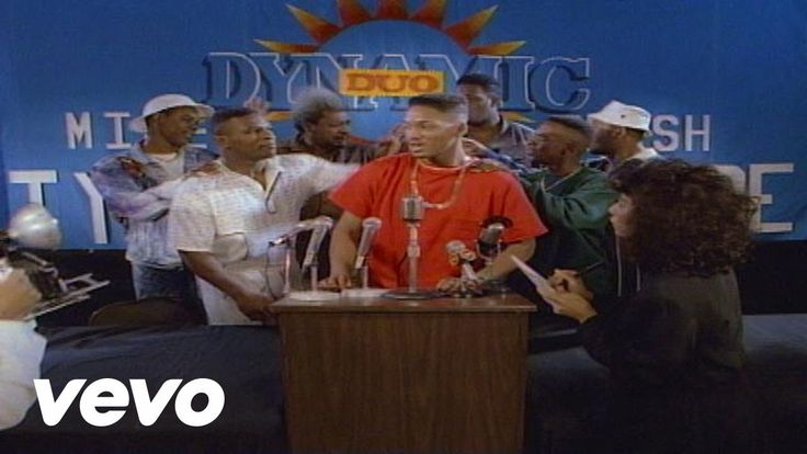 DJ Jazzy Jeff & The Fresh Prince - I Think I Can Beat Mike Tyson ft. Mik...