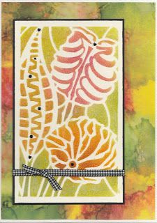 Cards, Cats and Coffee: Simply Stencils