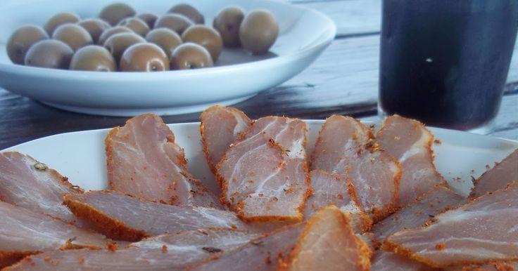 Carne, Especias, Azúcar, Sal Marina, Aceite Oliva,