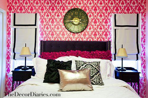 230 Best Images About Feminine Bedroom On Pinterest