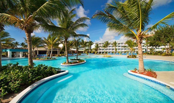 Coconut Bay All-Inclusive Resort on St. Lucia Island -- future vacation destination hopefully