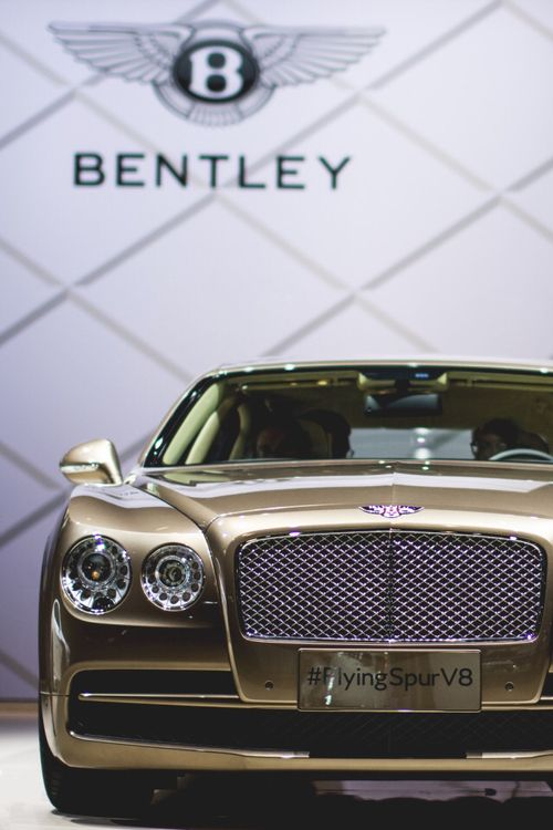 Bentley Luxury Cars