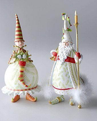 Patience Brewster Mr & Mrs Santa