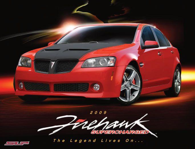 2009 Pontiac G8 Firehawk