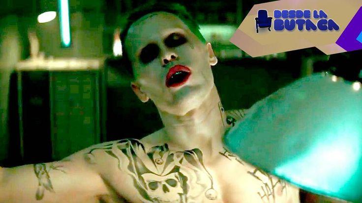 Joker listo para la tortura en nueva imagen de #EscuadrónSuicida #SuicideSquad @suicidesquadmovie @wbpictureslatam @wbpictures #wbpivzla Lee más al respecto en http://ift.tt/1hWgTZH Lo mejor del Cine lo disfrutas #DesdeLaButaca Siguenos en redes sociales como @DesdeLaButacaVe #movie #cine #pelicula #cinema #news #trailer #video #desdelabutaca #dlb