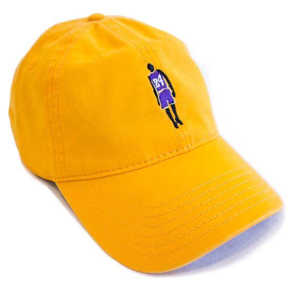 KOBE BLACK MAMBA out Kobe Bryant embroidery Dad Hat Baseball