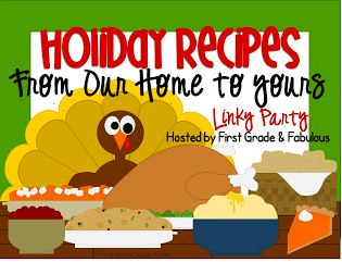 Teach123 - tips for teaching elementary school: Holiday Recipes