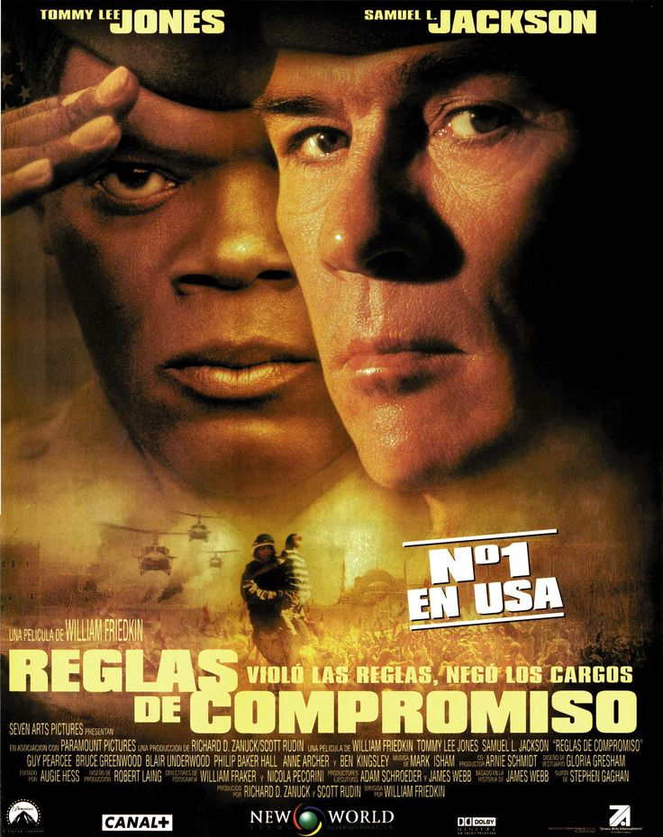 2000 - Reglas de compromiso - Rules of Engagement - tt0160797