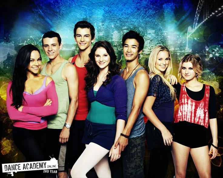 Dance Academy Season 2 Episode 19 The Naturals http://siderele.com/
