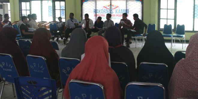 "Rakornas, KAMMI Rumuskan Platform ""Jayakan Indonesia 2045"" | Edupost.ID"