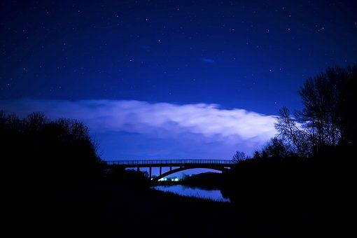 Hvězdnou Oblohu, Noční Fotografie