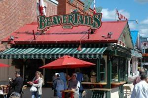 Ottawa Beavertail huts