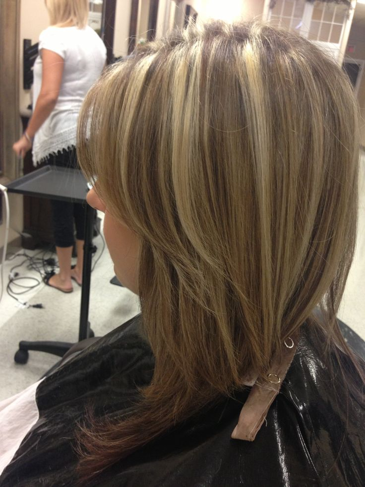 High And Low Lights Hair Pinterest Low Lights