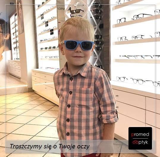 Wiktor schodził całą Częstochowę, w końcu u nas znalazł te jedyne :) Pozdrowienia dla Wiktora i rodziców. #optyk #optometrysta #okulista #okulary #słońce #sun #fun