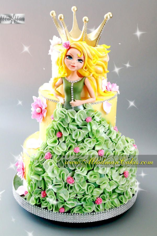 Princess of Sun Cake by MLADMAN                                                                                                                                                                                 More