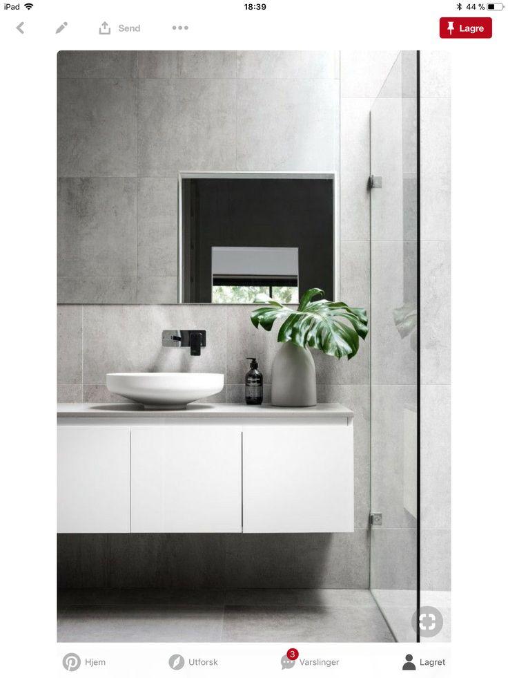 67 best Nordic Minimal Bathroom Trend images on Pinterest - laminat für badezimmer