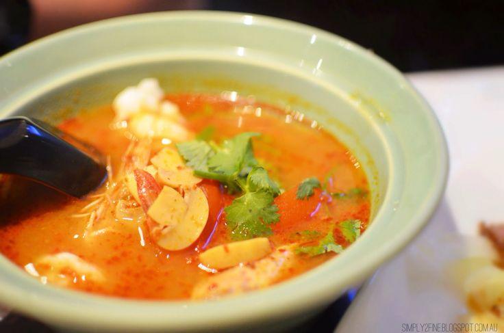 Seafood Tom yum http://simply2fine.blogspot.com.au/?m=1