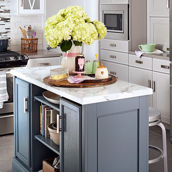 Kitchen Island Using Stock Cabinets: 303 Best A Kitchen To Dine For Images On Pinterest