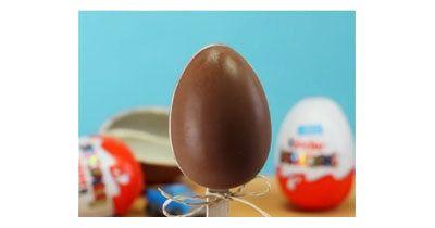 Шоколадное мороженое Киндер-сюрприз  Все мы знаем Киндер-сюрприз! И знаем, как трудно потом с ними, ведь сюрпризы не съедаются так быстро, как  покупаются! На Новый год приготовим шоколадное мороженое!