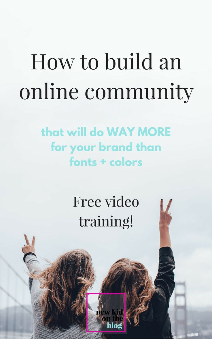 Building a community around your brand is one of the best ways you make readers fall in love with your website and content and keep the same people coming back for more and raving about how helpful you are.