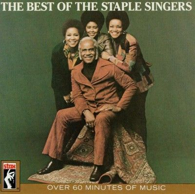 The Staple Singers - The Best of the Staple Singers (Stax) (CD)