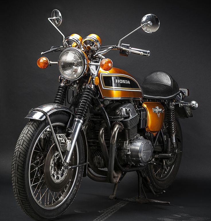 Keep it original or should i modify it to an awesome cafe racer?