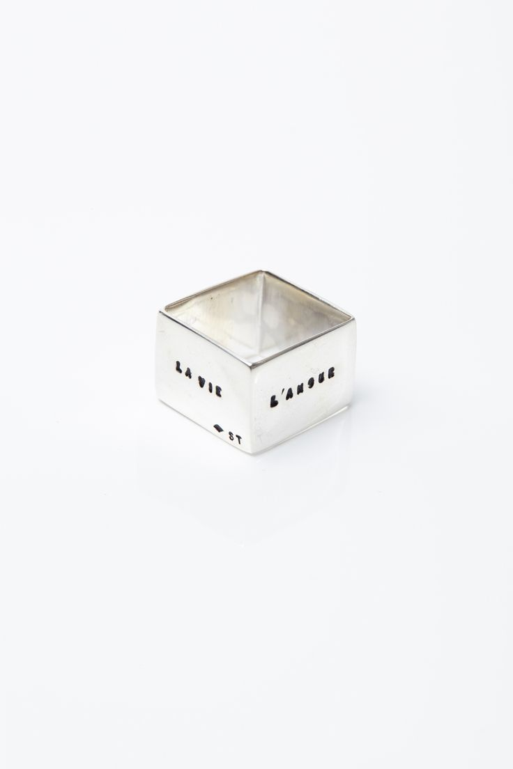 square l'amour ring