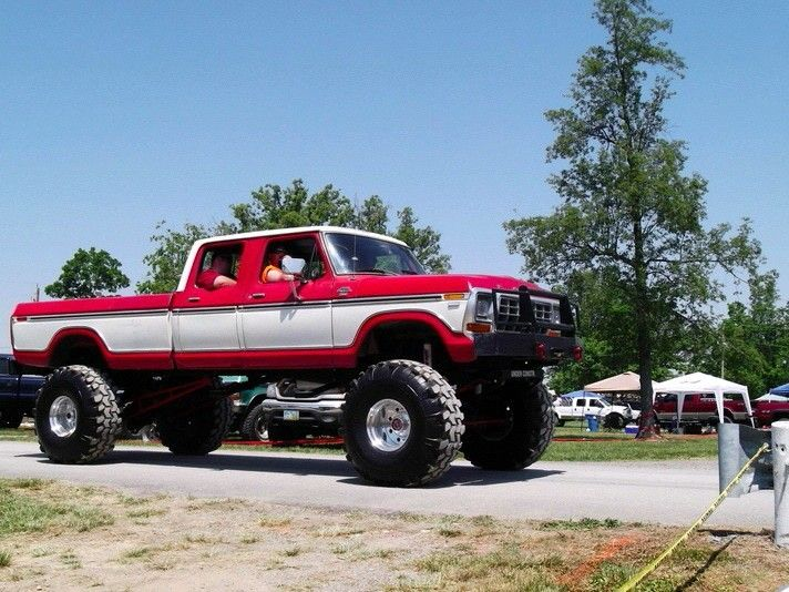 81 best truck paint schemes images on pinterest ford 4x4 for Ford motor company lima ohio