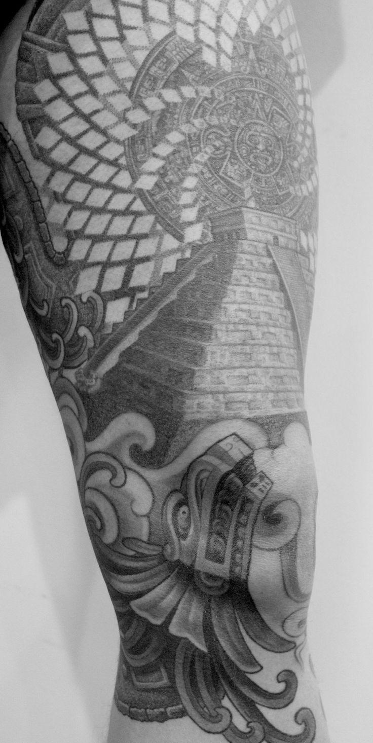 CichenItza Tattoos, Tattoo studio, Carpe diem